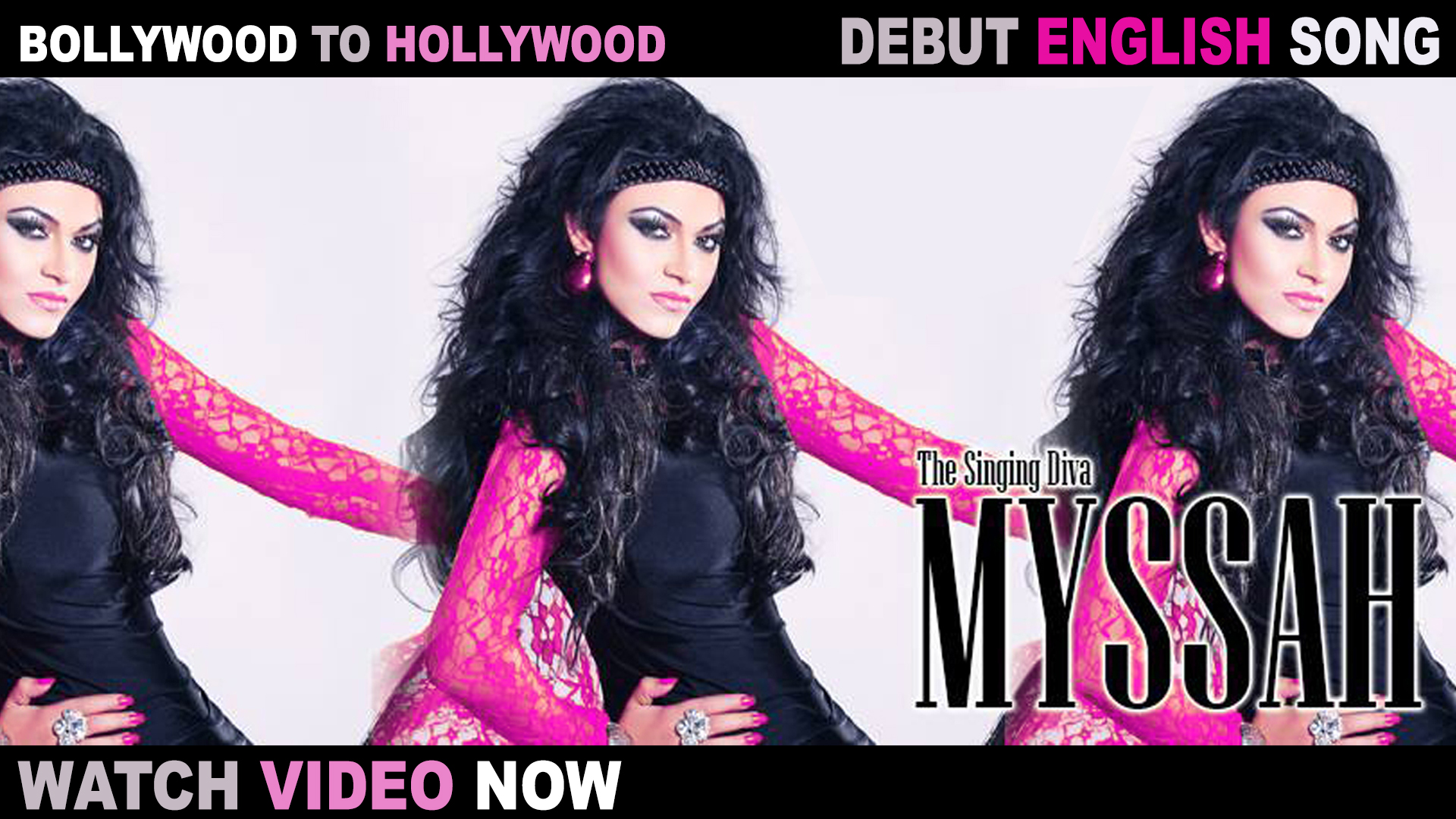 Myssah - DEBUT IN HOLLYWOOD